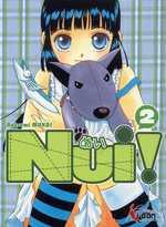 Nui ! T2, manga chez Ki-oon de Mukai