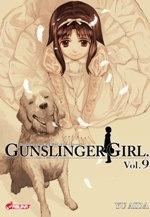 Gunslinger girl T9, manga chez Asuka de Yu