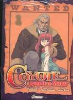 Coyote Ragtime Show T1, manga chez Asuka de Ufotable, Sotozaki, Tartan