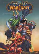 World of Warcraft T1 : En Terre Étrangère (0), comics chez Soleil de Simonson, Lullabi, Mayor