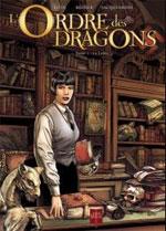 L'ordre des Dragons T1 : La Lance (0), bd chez Soleil de Istin, Rodier, Jacquemoire