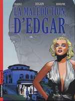 La malédiction d'Edgar T2 : JFK (0), bd chez Casterman de Dugain, Rodolphe, Chardez, Gourdin