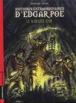 Histoires extraordinaires d'Edgar Poe T1 : Le scarabée d'or (0), bd chez Casterman de Seiter, Thouard