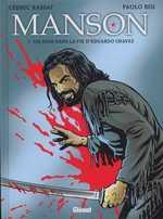 Manson T1 : Un jour dans la vie d'Edouardo Chavez (0), bd chez Glénat de Rassat, Bisi, Langlois, Pradelle