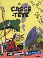 Havank T1 : Casse-têtes (0), bd chez Glénat de Danier