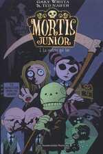 Mortis junior T1 : La rentrée qui tue (0), comics chez Les Humanoïdes Associés de Whitta, Naifeh, Phillips, Mignola