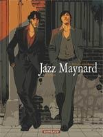 Jazz Maynard T2 : Mélodie d'El Raval (0), bd chez Dargaud de Raule, Ibanez