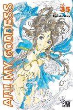 Ah! My goddess T35, manga chez Pika de Fujishima