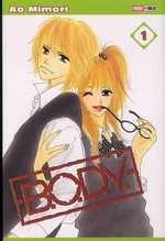B.O.D.Y. T1, manga chez Panini Comics de Mimori