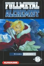 Fullmetal Alchemist T16, manga chez Kurokawa de Arakawa