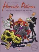 Hercule Potiron T1 : La meilleure façon de mourir (0), bd chez Delcourt de Veys, Caracuzzo, Puerta