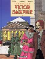 Victor Sackville T1, bd chez Le Lombard de Rivière, Borile, Carin, Luce, Bertrand