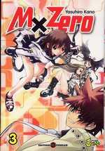 MxZero T3, manga chez Tonkam de Kano