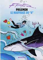 Philémon T1 : Le naufragé du A (0), bd chez Dargaud de Aristides