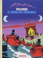 Philémon T4 : Le voyage de l'incrédule (0), bd chez Dargaud de Aristides
