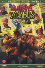 Marvel Zombies T2 : Evil Dead (0), comics chez Panini Comics de Layman, Blanco, Neves, Phillips, Chung, Suydam