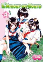 L'amour en Cours T4, manga chez Tonkam de U-jin