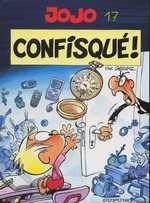 Jojo T17 : Confisqué ! (0), bd chez Dupuis de Geerts