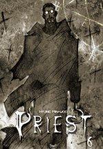 Priest T6, manga chez SeeBD de Min-woo