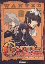 Coyote Ragtime Show T2, manga chez Asuka de Ufotable, Sotozaki, Tartan