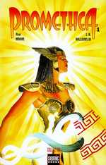 Promethea T1 : , comics chez Semic de Moore, Vess, Williams III, Wildstorm fx