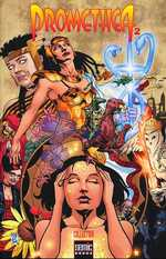 Promethea T2 : , comics chez Semic de Moore, Williams III, Shanower, Gray