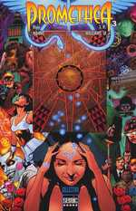 Promethea T3, comics chez Semic de Moore, Williams III, Gray