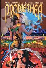 Promethea T4, comics chez Panini Comics de Moore, Williams III, Cox