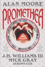 Promethea T5, comics chez Panini Comics de Moore, Williams III, Cox