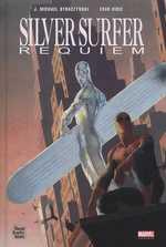 Silver Surfer : Requiem (0), comics chez Panini Comics de Straczynski, Ribic