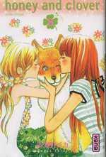 Honey and clover T8, manga chez Kana de Chica
