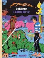 Philémon T8 : L'arche du A (0), bd chez Dargaud de Aristides