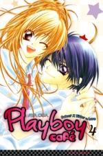 Playboy café T4, manga chez Soleil de Oda