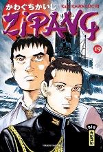 Zipang T19, manga chez Kana de Kawaguchi
