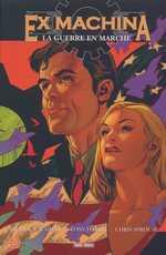 Ex Machina T4 : La guerre en marche (0), comics chez Panini Comics de Vaughan, Sprouse, Harris, Mettler