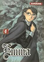Emma T6, manga chez Kurokawa de Mori