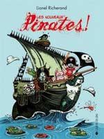 Les nouveaux pirates, bd chez La joie de lire de Richerand, Fusier