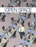 Dans mon open space T1 : Dans mon open space (0), bd chez Dargaud de James, Larcenet