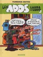 Les ados T3 : Laura et Ludo (0), bd chez Dargaud de Cestac, Julo, Alteau