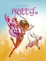 Natty T1, bd chez Dargaud de Corbeyran, Melvil, Kness