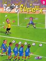 Les foot furieux T9, bd chez Joker de Gürsel