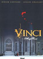 Vinci T1 : L'ange brisé (0), bd chez Glénat de Convard, Chaillet, Defachelle
