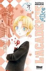 L'académie Alice T4 : , manga chez Glénat de Higuchi