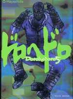 Dorohedoro T5, manga chez Soleil de Hayashida-Q