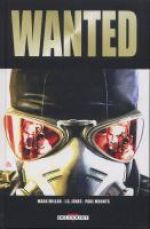Wanted, comics chez Delcourt de Millar, Jones, Mounts