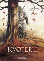 Kyoteru T1 : Enfant de l'ombre (0), bd chez Delcourt de Thot, Jung