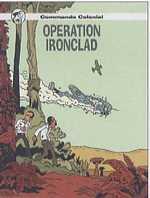 Commando colonial T1 : Opération Ironclad (0), bd chez Dargaud de Appollo, Brüno