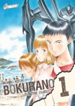 Bokurano T1, manga chez Asuka de Mohiro