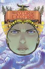 Au coeur de l'Empire T2 : L'héritage de Luther Arkwright (0), comics chez Kyméra de Talbot