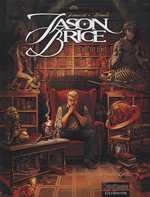 Jason Brice T1 : Ce qui est écrit (0), bd chez Dupuis de Alcante, Jovanovic, Gérard